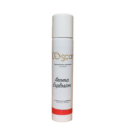 Aroma Explosion - Spray Volumizzante Antistatico  - Cod: OS09 Spray da 250 ml