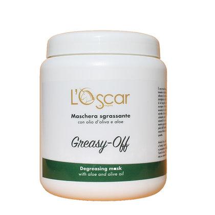 Greasy Off - Maschera Sgrassante - Cod: OS20 confezione da 1000 ml