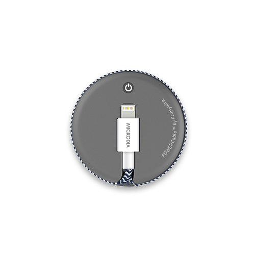 POWER Cable™ - Most Compact Power Bank with Charge & Sync Cable