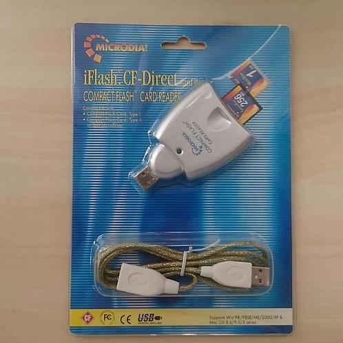 iFlash CF-Direct Compact Flash Card Reader