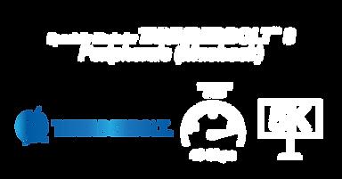 MICRODIA USB-C Thunderbolt 3