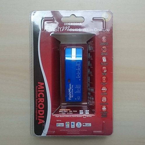Flashmover All in One Tiny 78-in-1 Card Reader