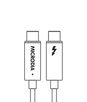 MICRODIA USB-C Thundrbolt 3
