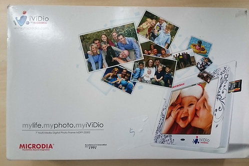 "MyiViDIO 7"" Digital Photo Frame"