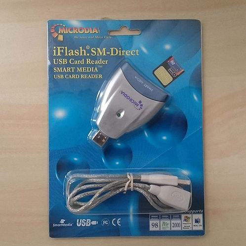 iFlash SM-Direct Smart Media USB Card Reader