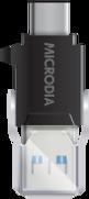 USB-C Dual Drive & Reader
