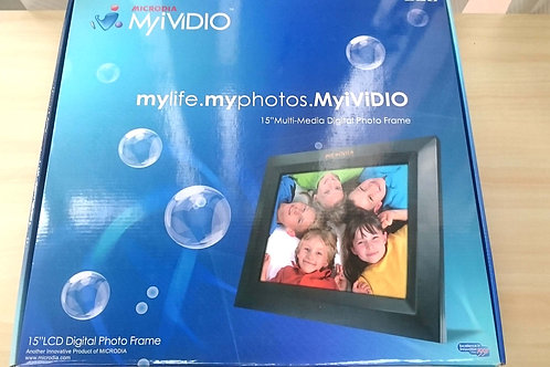 "MyiViDIO 15"" Digital Photo Frame"