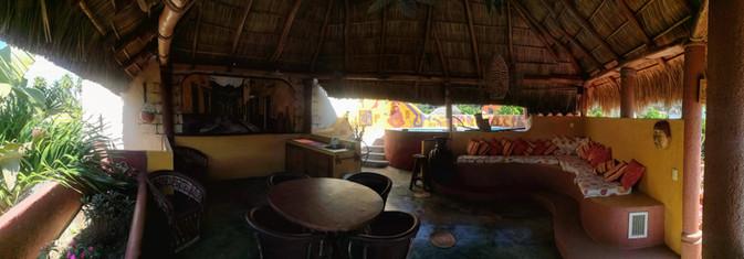 living room & dinning room