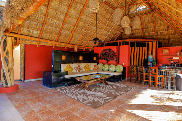living room palapa