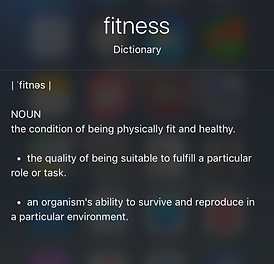 Definition of Fitness - Revolution World Fitness - Jamie Lynndale