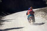 Traversing Andean highways, Peru