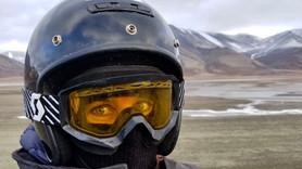 Outside Longyearbyen, Svalbard
