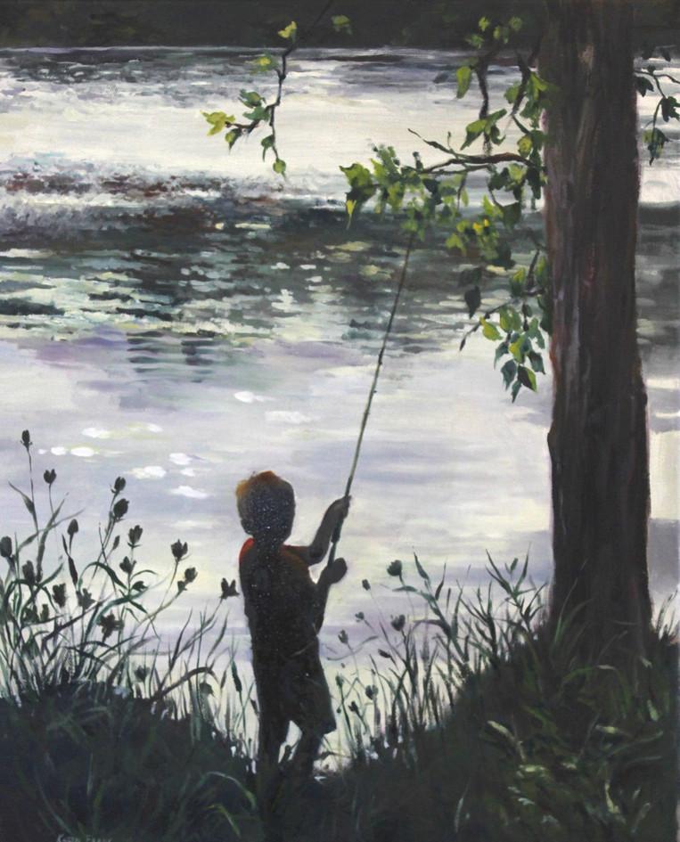 Oil on Cavas