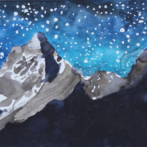 Watercolor, Age 15