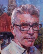 Eugene, Oil on Canvas, 12x16