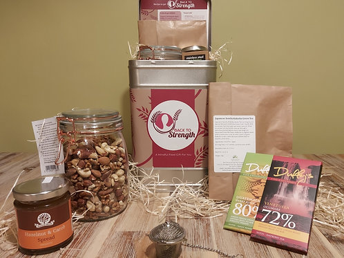 Gift Tin 6 - A STOCK OF SWEETNESS AND HEALTH