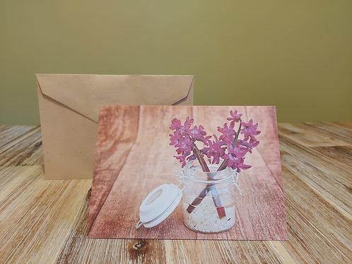 Eco Friendly blank card
