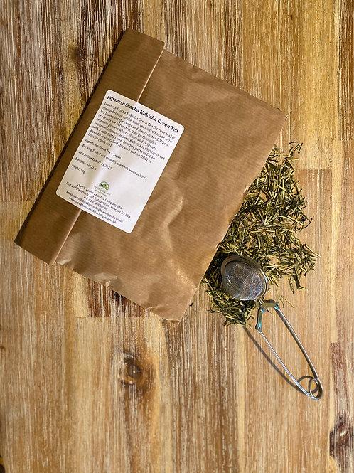 LOOSE LEAF KUKICHA GREEN TEA