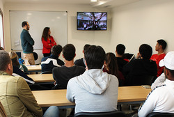 Students in the classroom 2
