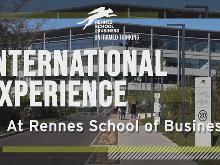TRANSFER TO RENNES BUSINESS SCHOOL (FRANCE)