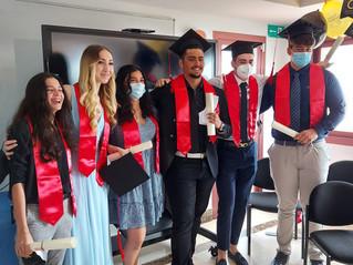 Ceremonia de Graduación de High School