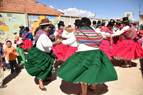Dancing in the Streets for Project Sariry's 20 Year Celebration