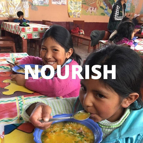 NOURISH - A Family In Canada & in Bolivia