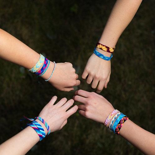Friendship Bracelets For Education