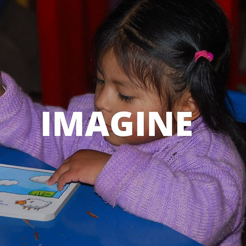 IMAGINE - A Book for Every Child