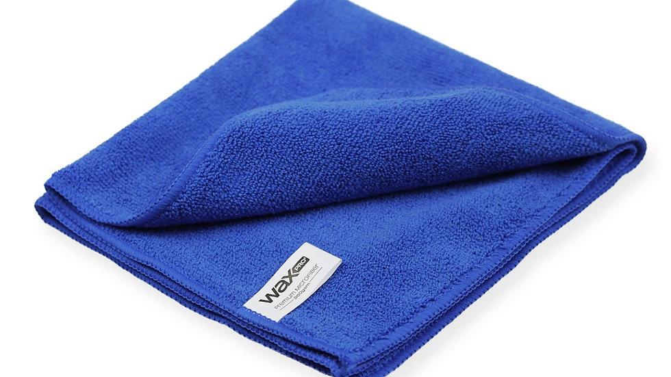 WAXPRO Pemium Microfiber Blue