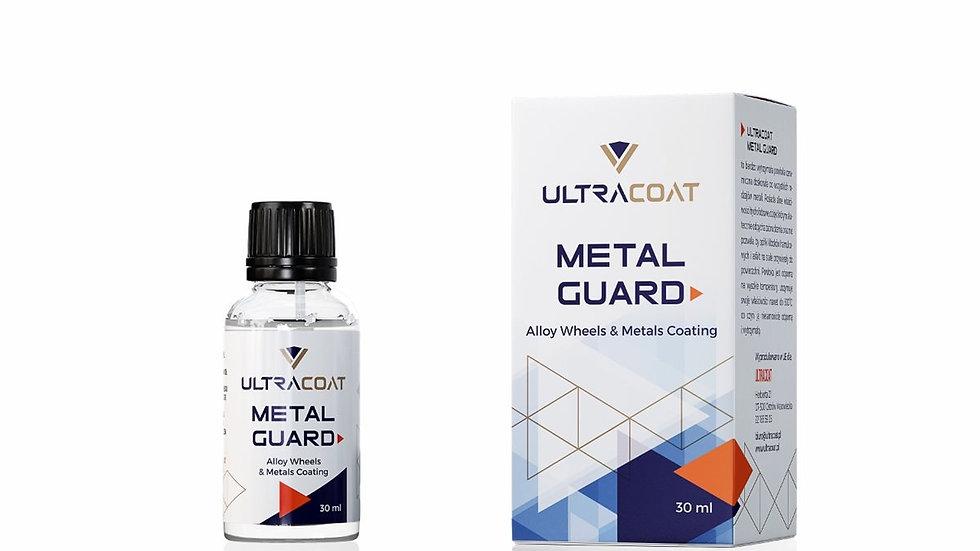 Ultracoat Metal Guard - Keramisk Belegg