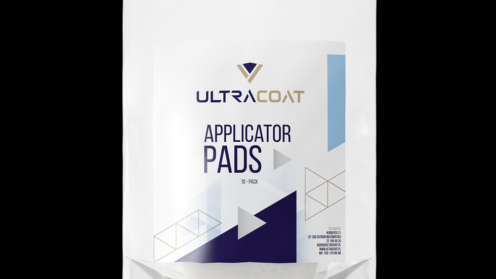 Ultracoat Application Pads