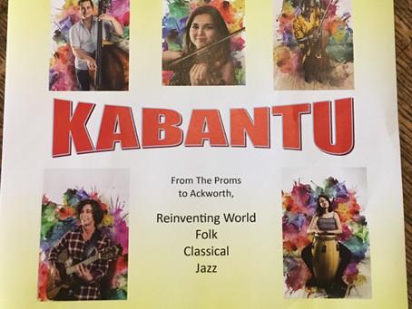 Ackworth Choral Society present Kabantu - Saturday 7th October -7pm