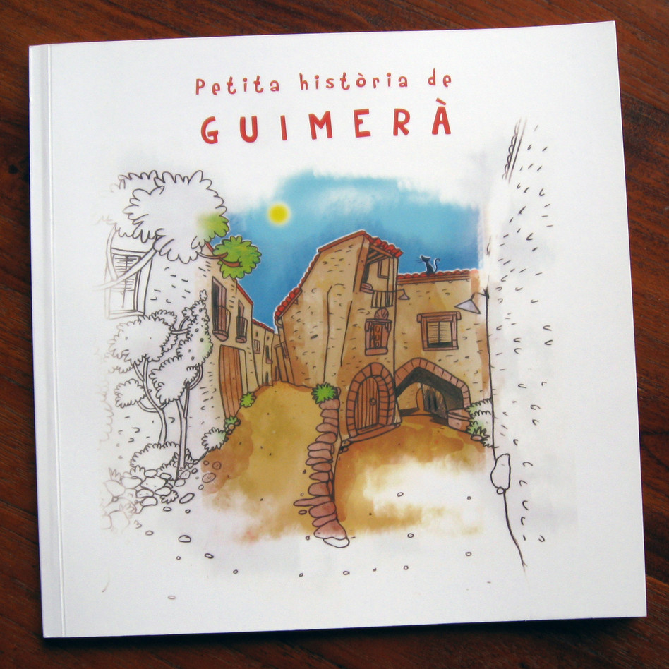 """""""Petita història de Guimerà"""""""