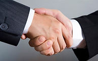 podaná ruka dohoda smlouva