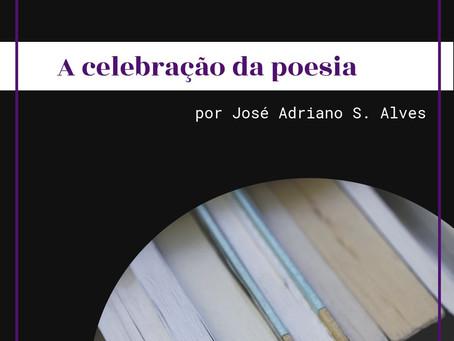 A celebração da poesia