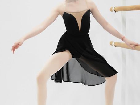 """Nem só de """"plié"""" vive a dança"""