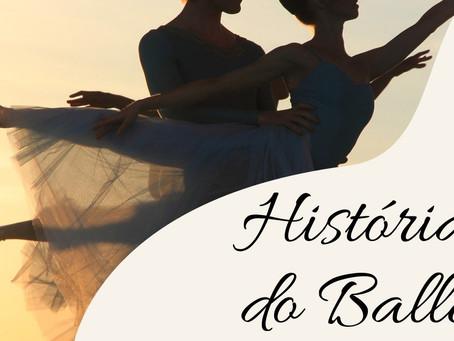 Um pouco da história do ballet