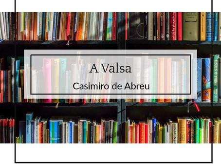A Valsa, poesia de casimiro de Abreu