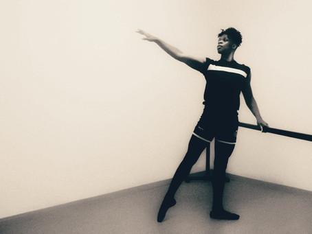O balé ganha um novo talento