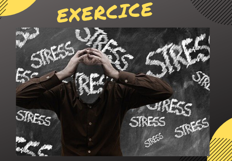 [EXERCICE] Ce qui me stresse au quotidien…