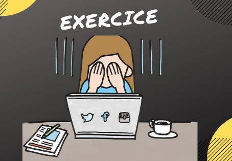 [EXERCICE] Quels sont vos signes de stress ?