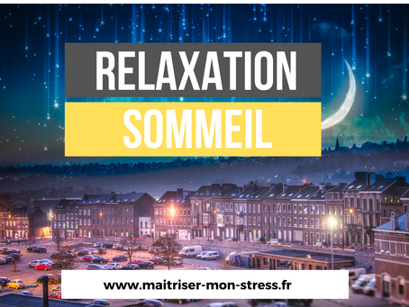 [RELAXATION GUIDÉE] Mieux dormir