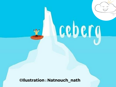 [QUESTION DU JOUR : L'ICEBERG 💡]