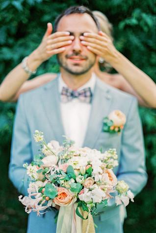 Как выбрать букет, который понравится невесте