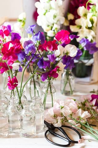 Самые ароматные букетные цветы
