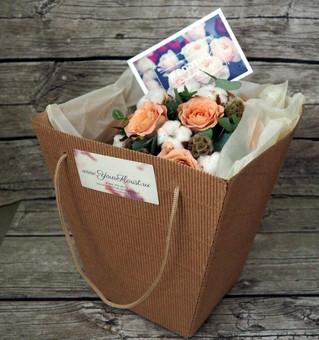 Доставка букетов невесты