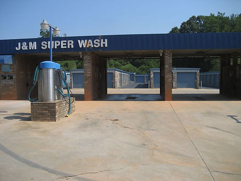 high pressure car wash self serve