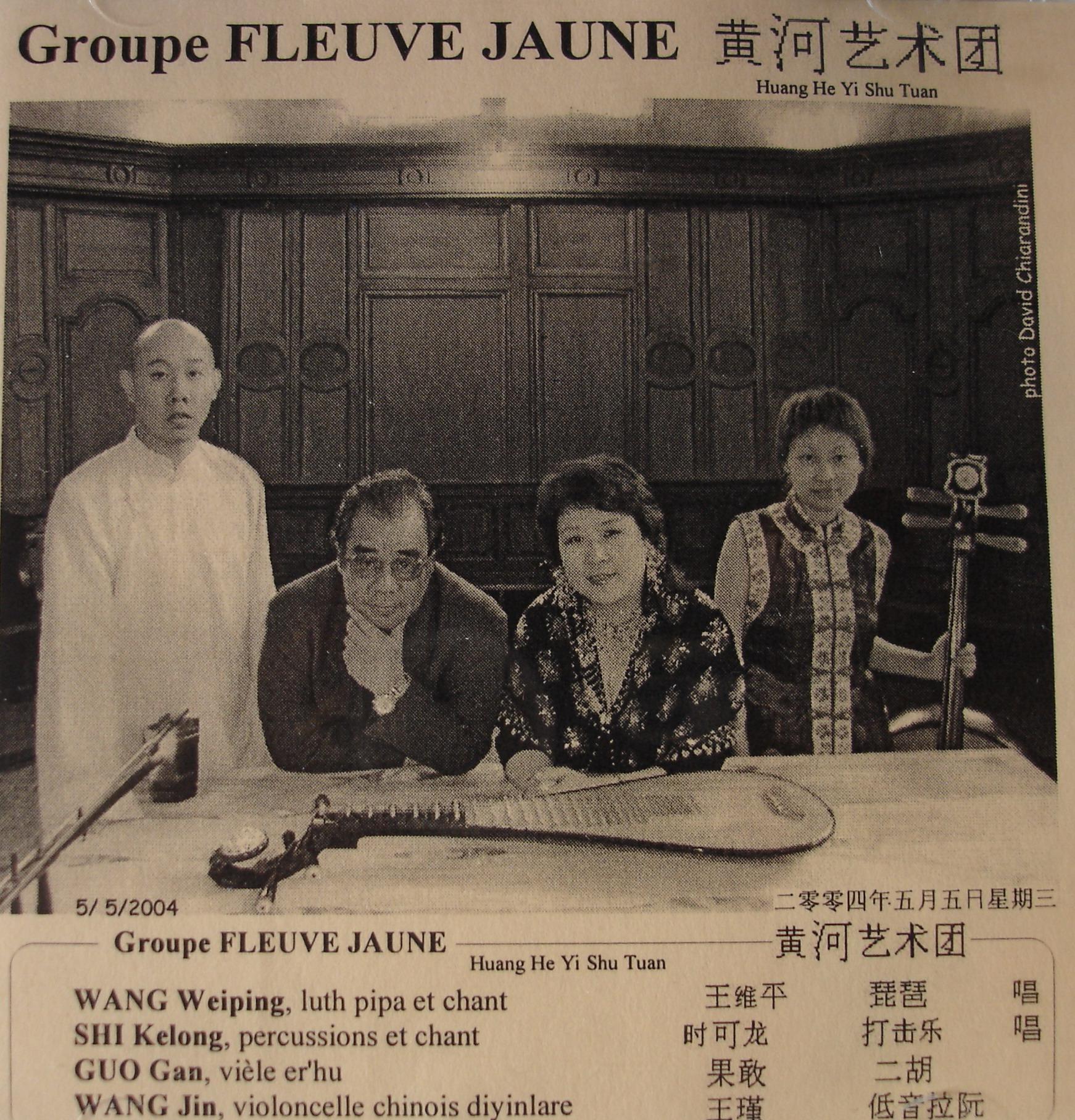 Group Fleuve Jaune