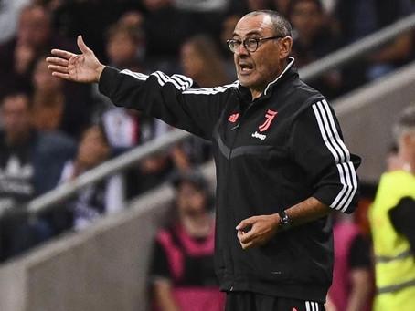 Pronti per Juventus-Atletico Madrid: questa è già la Juve di Sarri.